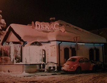Salon Dekac Krusevac - nekad