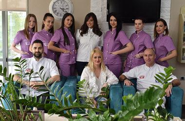 Medicinsko kozmeticki salon Dekac - kolektiv