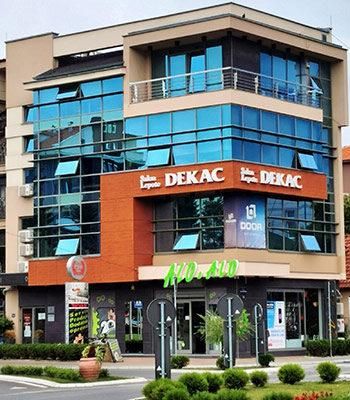 Kozmetičko medicinski salon Dekac Krusevac